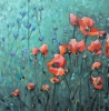 gold-leaf-poppies-24x24-680
