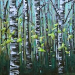 Jill Van Sickle Painting